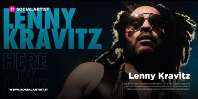 Lenny Kravitz, annunciate le date live italiane