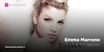 """Emma Marrone, dal 22 marzo il nuovo singolo """"Amami"""""""