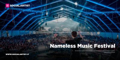 Nameless Music Festival, dal 27 agosto l'ottava edizione