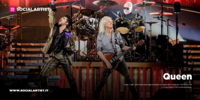Queen + Adam Lambert, annunciate le date live 2021