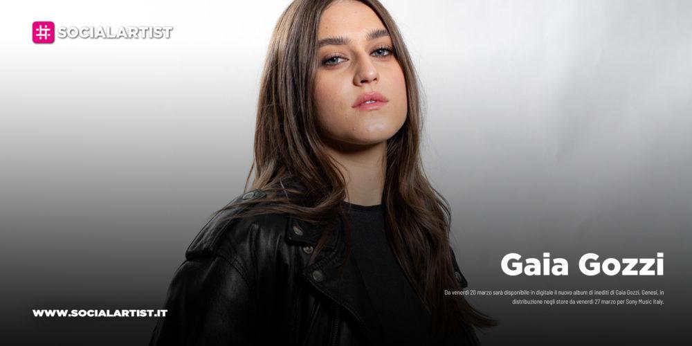 """Gaia Gozzi, dal 10 marzo il nuovo singolo """"Chega"""""""