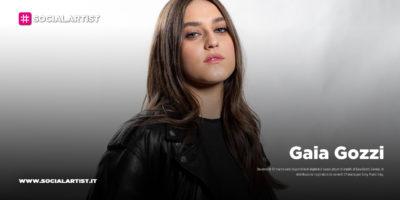 """Gaia Gozzi, dal 18 marzo il nuovo singolo """"Coco Chanel"""""""