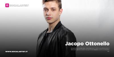 """Jacopo Ottonello, dal 20 marzo il nuovo album """"Colori"""""""