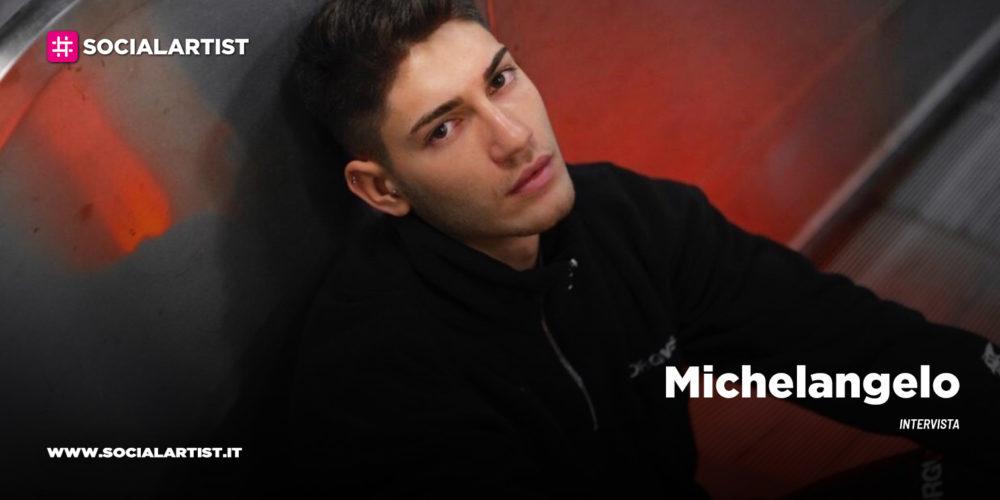"""INTERVISTA Michelangelo: """"""""In due a lottare"""" racconta in tutte le sfumature la mia storia d'amore"""""""
