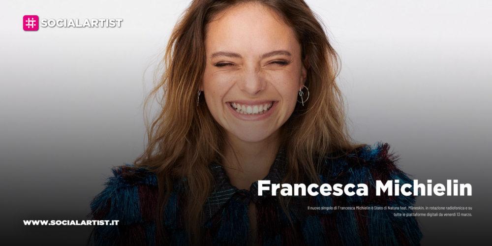 """Francesca Michielin, dal 13 marzo il nuovo singolo """"Stato di Natura"""" feat. Måneskin"""