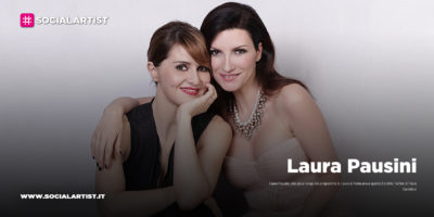 Laura Pausini, mercoledì 1 aprile in diretta streaming con Paola Cortellesi