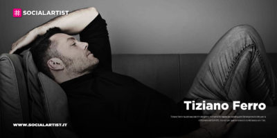 """Tiziano Ferro, """"IORESTOACASA ma voglio che il mio amore, arrivi a chiunque ne senta il bisogno"""""""