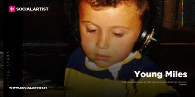 """Young Miles, da venerdì 3 aprile il nuovo singolo """"bit€h $tars"""""""