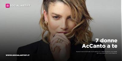 7 donne – AcCanto a te, giovedì 2 aprile lo speciale su Emma Marrone