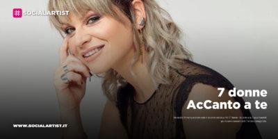 7 donne – AcCanto a te, sabato 4 aprile lo speciale su Alessandra Amoroso