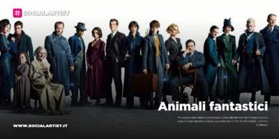 "Mediaset, lunedì 20 aprile in prima serata ""Animali fantastici – I crimini di Grindelwald"""