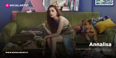 "Annalisa, dal 15 aprile il nuovo singolo ""Houseparty"""
