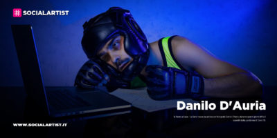 """Danilo D'Auria presenta """"Io Resto a Casa – La Serie"""""""