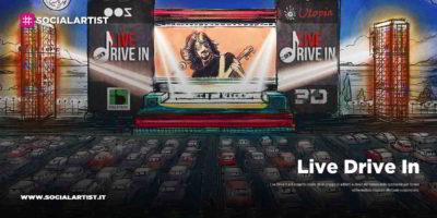 Live Drive In, un progetto per promuovere la rinascita dell'intrattenimento
