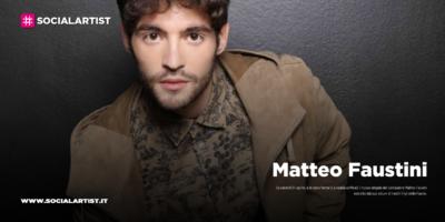 """Matteo Faustini, dal 24 aprile il nuovo singolo """"Vorrei (La rabbia soffice)"""""""