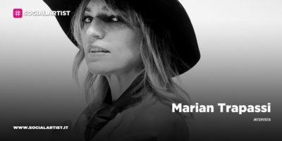 """INTERVISTA Marian Trapassi: """"In """"Siamo con siamo"""" parlo del giudizio, anzi del pregiudizio"""""""