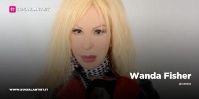 """INTERVISTA Wanda Fisher: """"Mi piacerebbe tanto pubblicare un album di musica jazz"""""""
