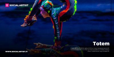 Totem, le date dello spettacolo del Cirque du Soleil