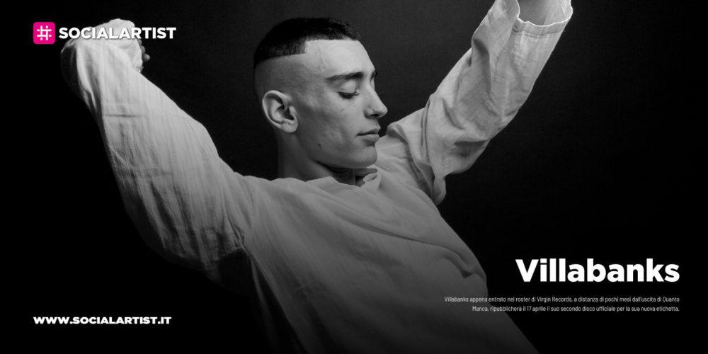 """Villabanks, dal 26 giugno il nuovo singolo """"Summer Drip"""""""
