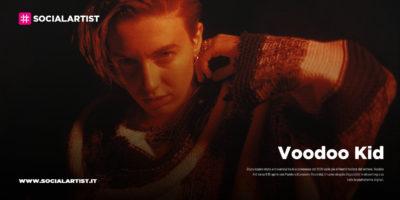 "Voodoo Kid, dal 10 aprile il nuovo singolo ""Pandora"""