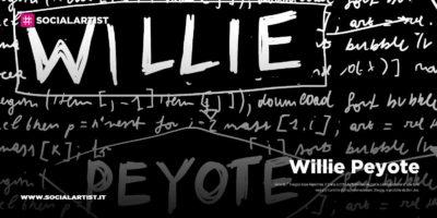 """Willie Peyote, dal 1 maggio il nuovo singolo """"Algoritmo"""""""