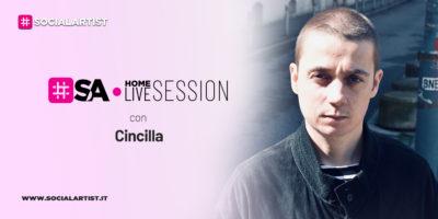 SA Home Live Session | Cincilla | Prima Serie