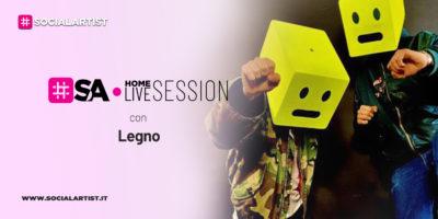 SA Home Live Session | Legno | Prima Serie