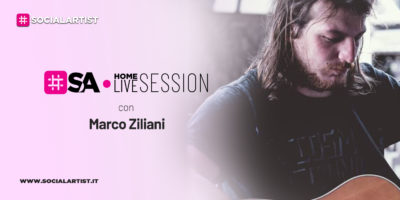 SA Home Live Session | Marco Ziliani | Prima Serie