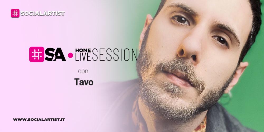 SA Home Live Session | Tavo | Prima Serie