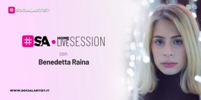 SA Home Live Session | Benedetta Raina | Prima Serie