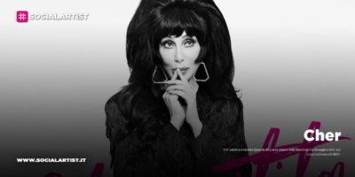 """Cher, da venerdì 8 maggio il nuovo brano """"Chiquitita"""""""