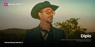 "Diplo, dal 29 maggio il nuovo album ""Diplo Presents Thomas Wesley Chapter 1: Snake Oil"""