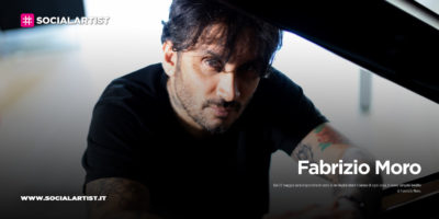 """Fabrizio Moro, dal 22 maggio il nuovo singolo """"Il senso di ogni cosa"""""""