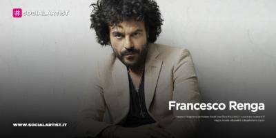 """Francesco Renga, dal 22 maggio il nuovo singolo """"Insieme: Grandi Amori"""""""