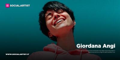 """Giordana Angi, dal 15 maggio il nuovo singolo """"Amami Adesso"""""""