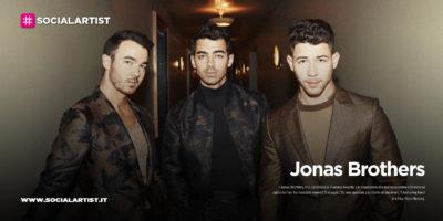 "Jonas Brothers, dal 15 maggio il nuovo singolo ""X"" feat. Karol G"