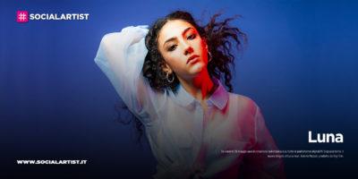 """Luna, dal 29 maggio il nuovo singolo """"Mi dispiace tanto"""" feat. Valerio Mazzei"""