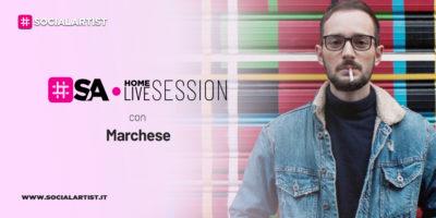 SA Home Live Session   Marchese   Prima Serie