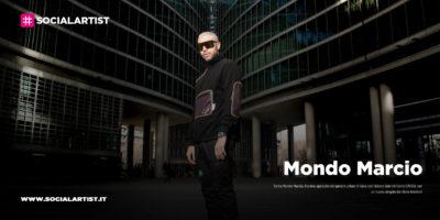 """Mondo Marcio, dal 22 maggio il nuovo singolo """"Adderall"""""""