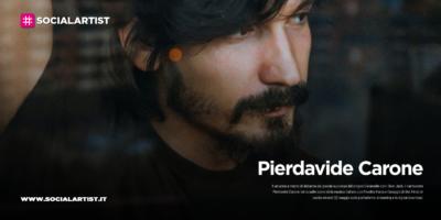 """Pierdavide Carone, dal 22 maggio il nuovo singolo """"Forza e Coraggio"""""""