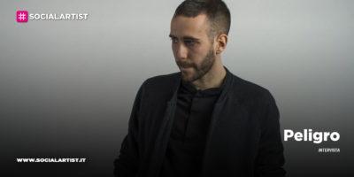 """INTERVISTA Peligro: """"un rapper, ma anche un cantautore, ma anche molto altro."""""""