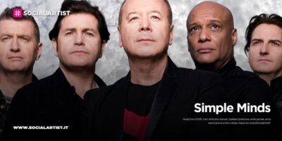 """Simple Minds, le date italiane del """"40 Years of Hits Tour"""""""