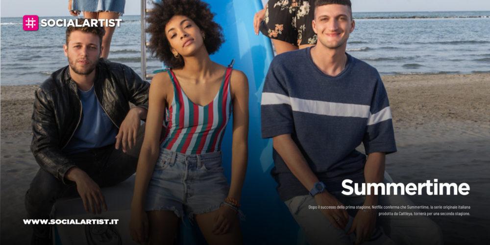"""Netflix – confermata la seconda stagione di """"Summertime"""""""