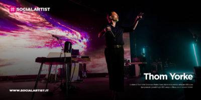 Thom Yorke, annunciata la data live italiana del 2021
