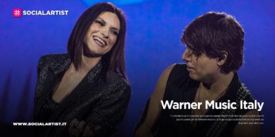 Warner Music Italy, cinque concerti pop sul canale Youtube