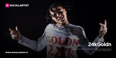 """24kGoldn e Nitro, dal 30 giugno il nuovo singolo """"City of Angels, (Nitro Remix)"""""""