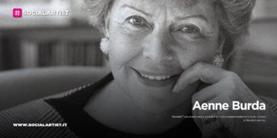 """Mediaset, il 1 luglio in onda la miniserie """"Aenne Burda – La donna del Miracolo Economico"""""""