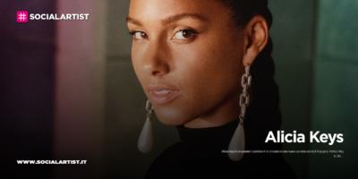 """Alicia Keys, dal 19 giugno il nuovo singolo """"Perfect Way to Die"""""""
