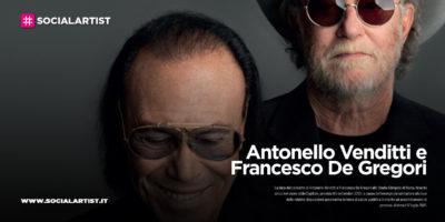 Antonello Venditti e Francesco De Gregori, la data allo Stadio Olimpico di Roma 2021