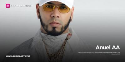 """Anuel AA, dal 29 maggio il nuovo album """"Emmanuel"""""""